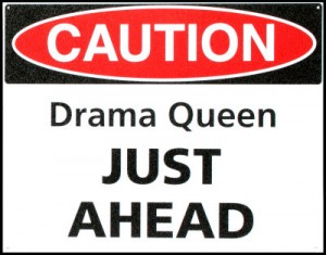 Tolerating drama queen is one of the top ten tips for parenting a tween