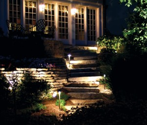Garden lights are one of the top ten gifts for expert gardeners