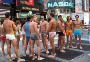 A list of the top ten guys underwear looks