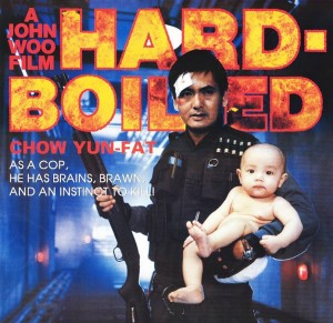 Hard Boiled is one of the top ten action packed films