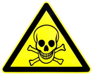 A list of the top ten dangers in your home