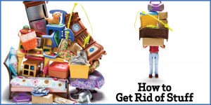 Selling stuff is one of the top ten tips for getting ready to move