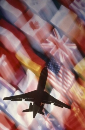 A list of the top ten international travel safety precautions