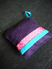 Lavender sachets is one of the top ten easiest craft projects