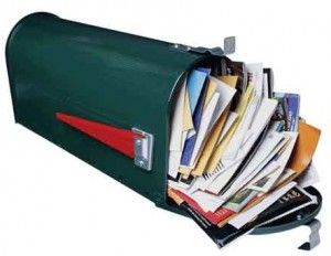 Stop mail is one of the top ten tips for going on vacation home safety