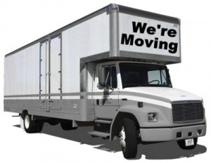 Line up movers is one of the top ten tips for getting ready to move