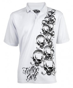 One of the top ten trendy golf fashions