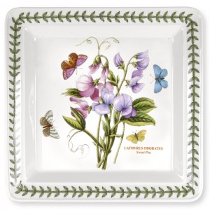 Spring theme dinnerware at one of the top ten formal dinner occassions
