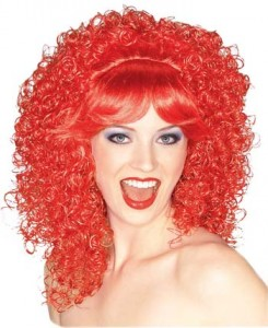 One of the top ten fun reasons to wear a wig