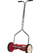 Reel mower is one of the top ten gifts for an expert gardener