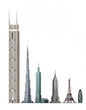 A list of the top ten architecturally significant skyscrapers