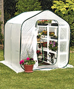 A spring house is one of the top ten gifts for expert gardeners