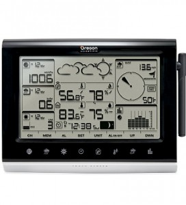 Weather station is one of the top ten gifts for expert gardeners