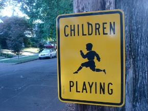 One of the top ten city kids street games