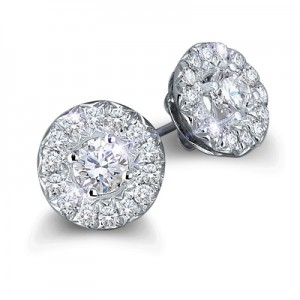 Studs are one of the top ten essential jewelry pieces
