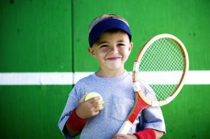 Top ten sports for athletic kids