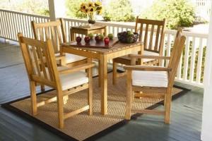 dining table ar Arthur Lauer