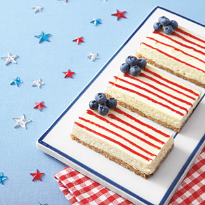 One of the top ten 4th of July desserts