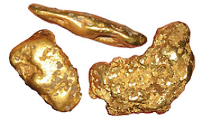 One of the top ten ways to show off your gold