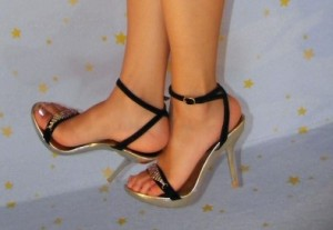 One of the top ten most comfortable high heel shoes