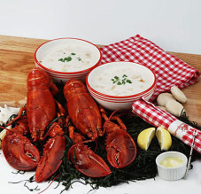 LOBSTER ANYWHERE lobster meal