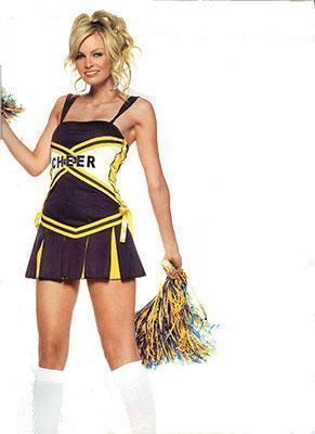 A list of the top ten cheerleader movies