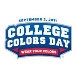 A list of the top ten college school colors