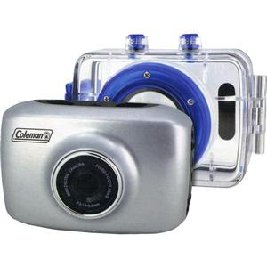 coleman waterproof  camera