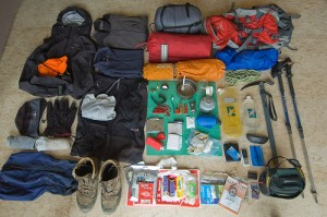 One of the best of hiking equipment list items