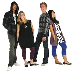 One of the best of stylish back to school fashions
