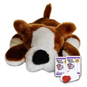 Dog toy and treats