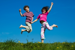 One of the best of outdoor activities for kids
