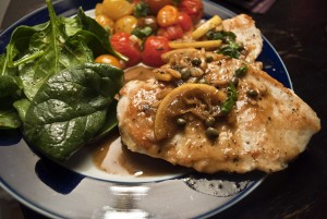 One of the top ten skillet chicken recipes