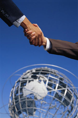 One of the top ten business etiquette tips
