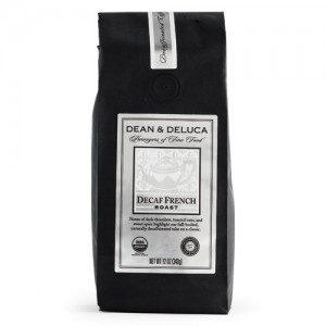 Dean and Deluca coffee beans