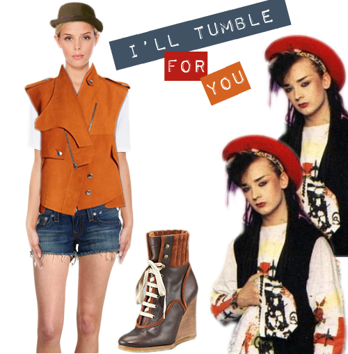 One of the top ten ways to dress like a rock star