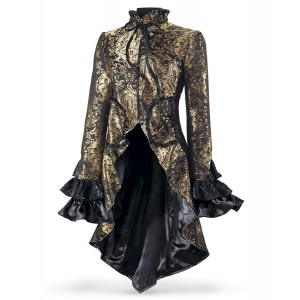 PYRAMID COLLECTION gothic coat
