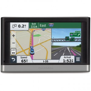 SKYMALL Garmin GPS unit