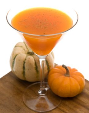 One of the top ten autumn cocktails