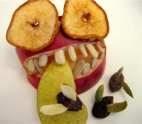 One of the best of halloween-themed food