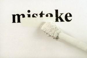 catalog marketing mistakes word mistake being erased