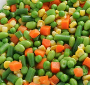 American side dishes mixed vegetables