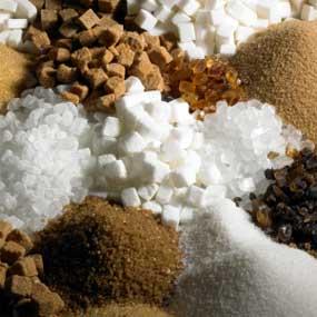 basic cooking tips piles of sugar types
