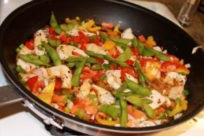 A list of wok cooking basics