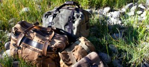 Filson luggage