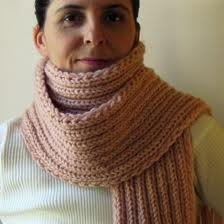 One of the top ten different ways to tie a scarf