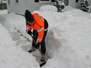 One of the top ten what to do when it snows