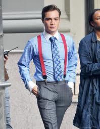 One of the top ten ways to wear suspenders
