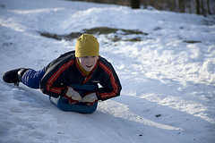 A list of the top ten snow safety tips