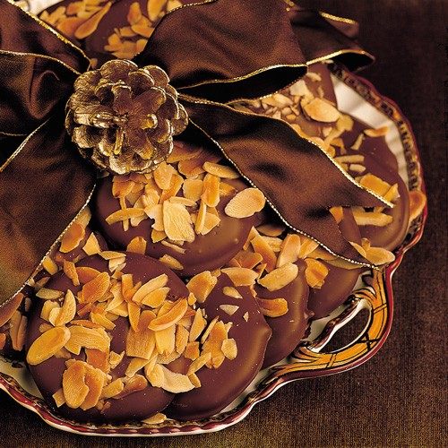 A list of the top ten chocolates and confections